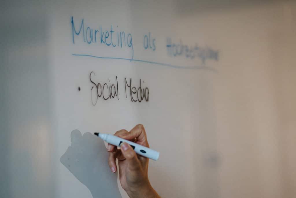 Social Media beschleunigt als Markrting-Tool