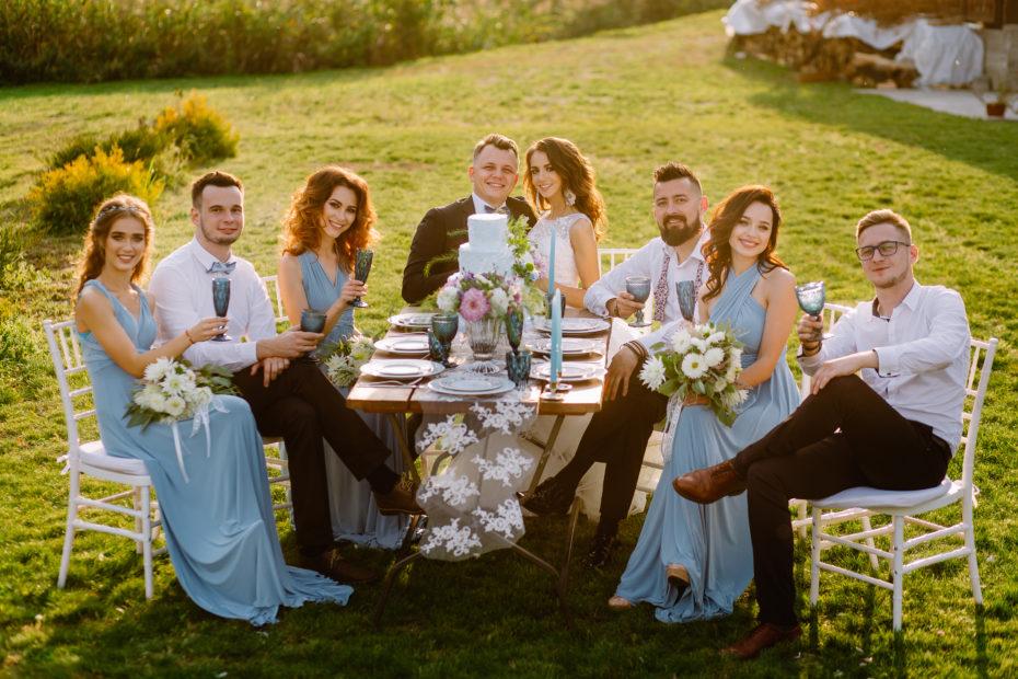 Hochzeitsbranche 7 Fakten
