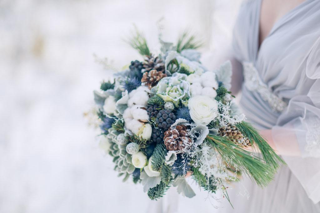 Hochzeitsbranche arbeitet auch im Winter