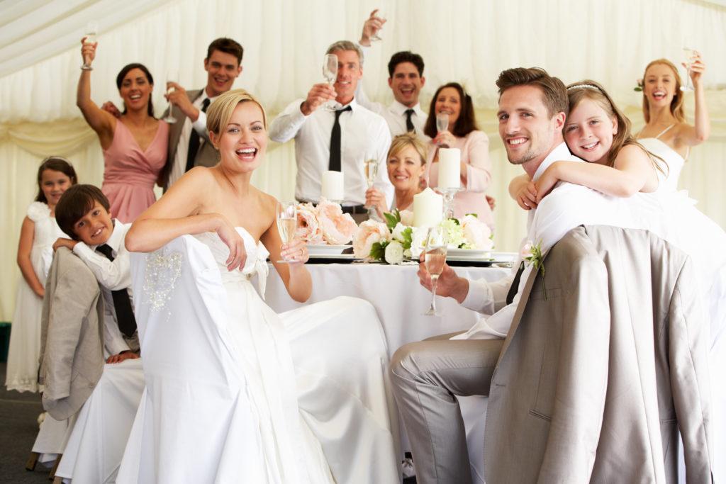 Fakten über Hochzeitsbranche